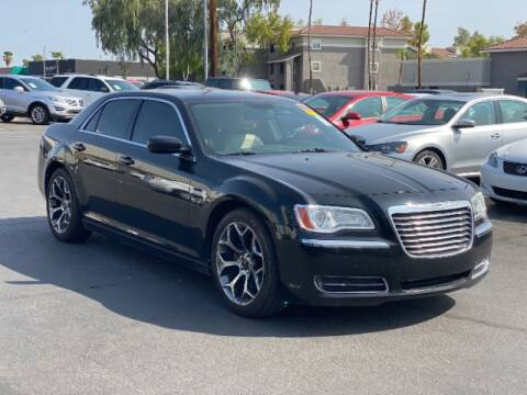 2013 Chrysler 300 for sale at Brown & Brown Wholesale in Mesa AZ