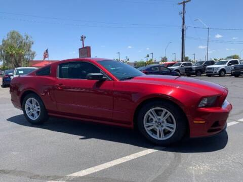2014 Ford Mustang for sale at Brown & Brown Wholesale in Mesa AZ