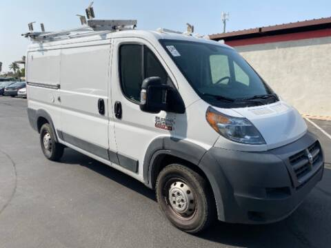 2015 RAM ProMaster Cargo for sale at Brown & Brown Wholesale in Mesa AZ