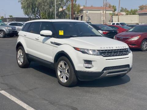 2013 Land Rover Range Rover Evoque for sale at Brown & Brown Wholesale in Mesa AZ