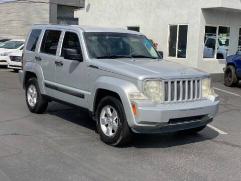 2011 Jeep Liberty for sale at Brown & Brown Wholesale in Mesa AZ