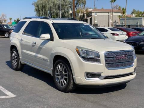 2014 GMC Acadia for sale at Brown & Brown Wholesale in Mesa AZ