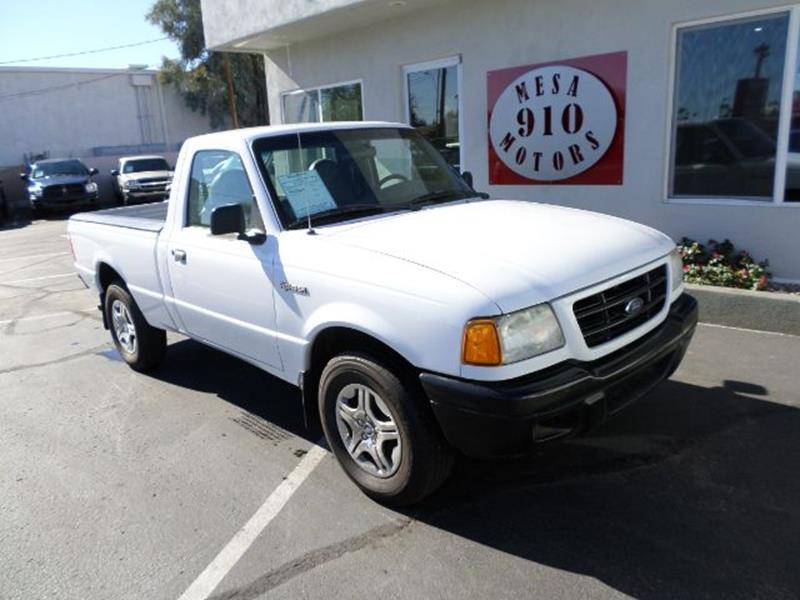 Ford Ranger XL WD In Mesa AZ Brown Brown Wholesale - 2001 ranger