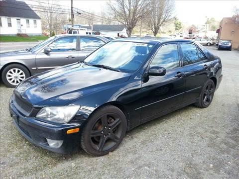 2005 Lexus IS 300 For Sale  Carsforsalecom