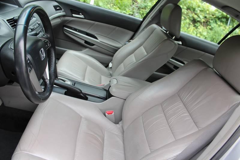 2008 Honda Accord EX-L V6 4dr Sedan 5A - Holbrook MA