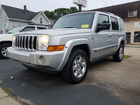 2006 Jeep Commander for sale in Holbrook, MA