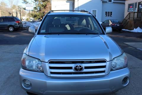 2004 Toyota Highlander for sale in Holbrook, MA