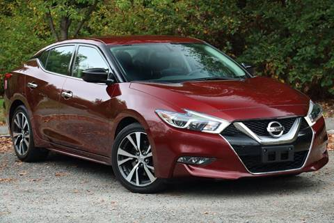 2016 Nissan Maxima for sale in Bloomfield, NJ