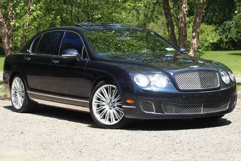 2011 Bentley Continental for sale in Bloomfield, NJ