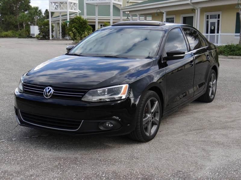 2012 Volkswagen Jetta TDI 4dr Sedan 6A w/ Premium and Navigation In Fort Myers FL - Navigli USA Inc