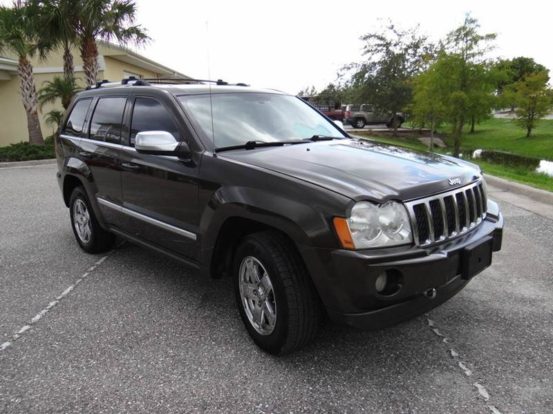 2006 Jeep Grand Cherokee Overland 4dr SUV 4WD   Fort Myers FL