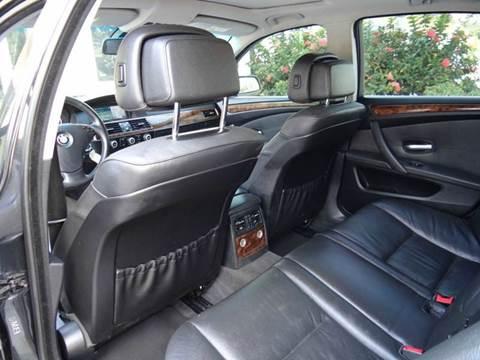 2008 Bmw 5 Series 535xi AWD 4dr Sedan In Fort Myers FL - Navigli USA Inc
