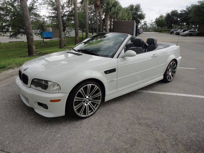 Bmw M Dr Convertible In Fort Myers FL Navigli USA Inc - Bmw 2005 convertible