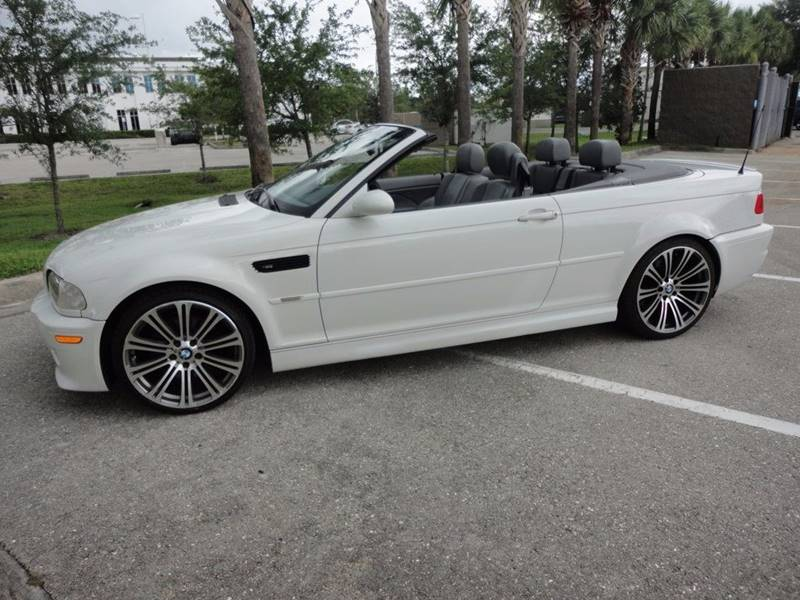 Bmw M Dr Convertible In Fort Myers FL Navigli USA Inc - 2005 convertible bmw