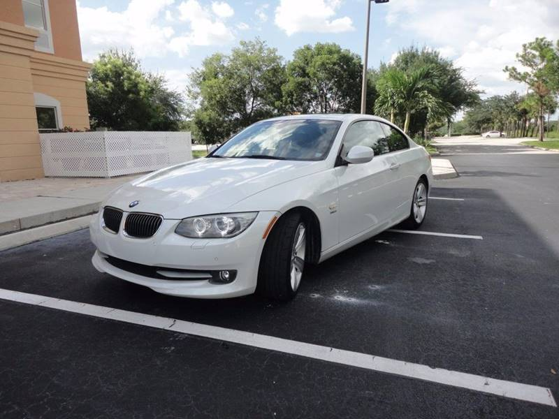 2011 BMW 3 Series AWD 328i XDrive 2dr Coupe SULEV