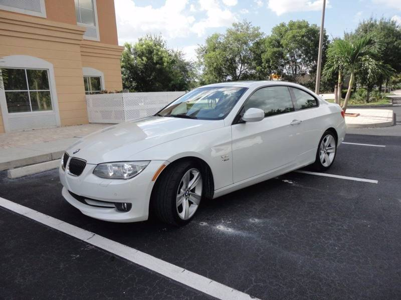 Bmw Series AWD I XDrive Dr Coupe SULEV In Fort Myers FL - Bmw 328i coupe 2011