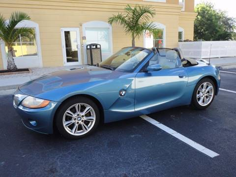 2004 BMW Z4 for sale in Fort Myers, FL