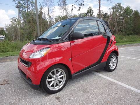 2010 Smart fortwo for sale in Fort Myers, FL