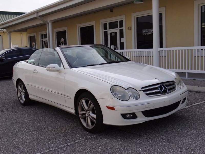 2006 Mercedes Benz CLK CLK350 2dr Convertible   Fort Myers FL