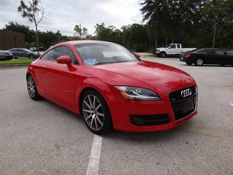 Audi Ft Myers >> 2008 Audi Tt For Sale In Fort Myers Fl