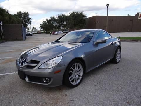 2009 Mercedes-Benz SLK for sale in Fort Myers, FL