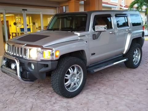 2008 HUMMER H3 for sale in Fort Myers, FL