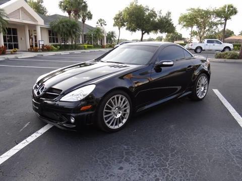 2007 Mercedes-Benz SLK for sale in Fort Myers, FL