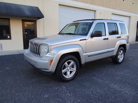 Used Jeep Liberty For Sale >> 2008 Jeep Liberty For Sale In Fort Myers Fl