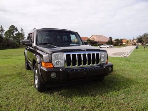 2006 Jeep Commander for sale in Punta Gorda, FL