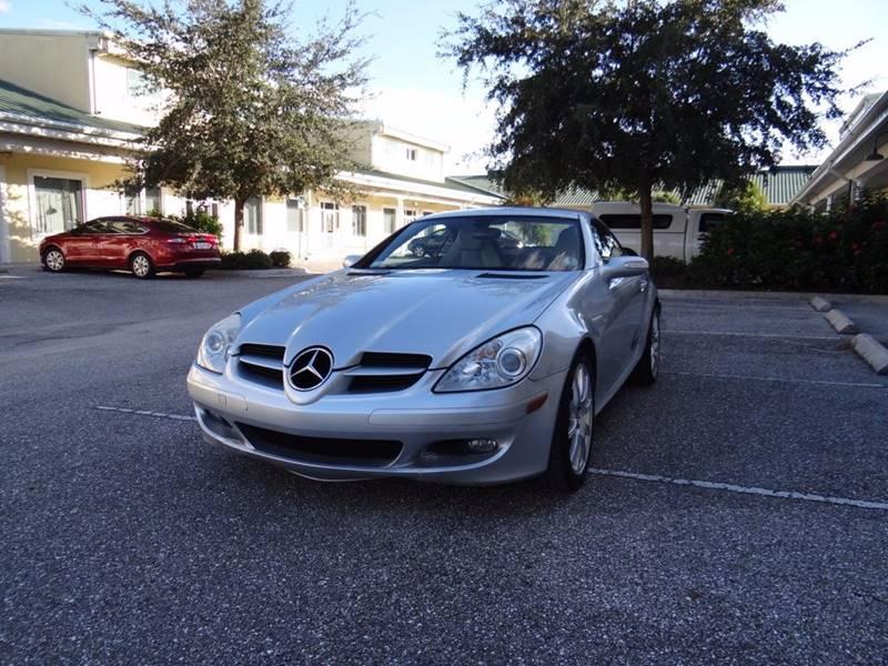 2006 mercedes benz slk slk350 2dr convertible in fort myers fl rh navigliusainc com Mercedes-Benz SLK 350 Red 2001 2006 SLK 350 Roadster