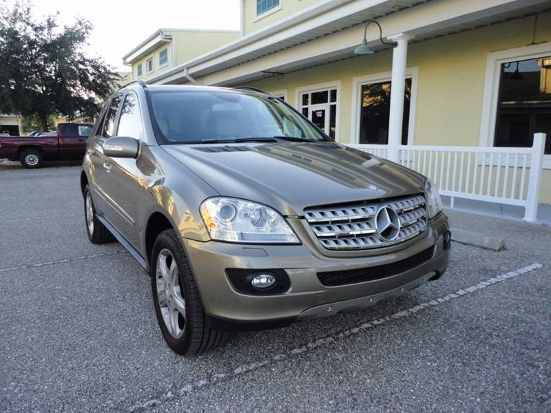 2008 Mercedes Benz M Class Awd Ml 320 Cdi 4matic 4dr Suv In Fort