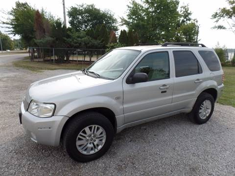 2005 Mercury Mariner for sale in Akron, OH
