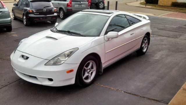 2001 toyota celica gt in akron oh akron auto center. Black Bedroom Furniture Sets. Home Design Ideas