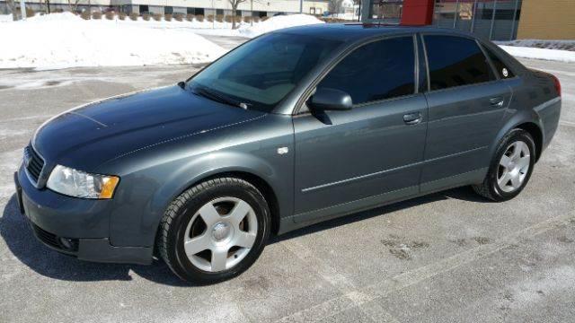 Audi A T Quattro AWD Dr Sedan In Akron OH Akron Auto Center - 2002 audi quattro