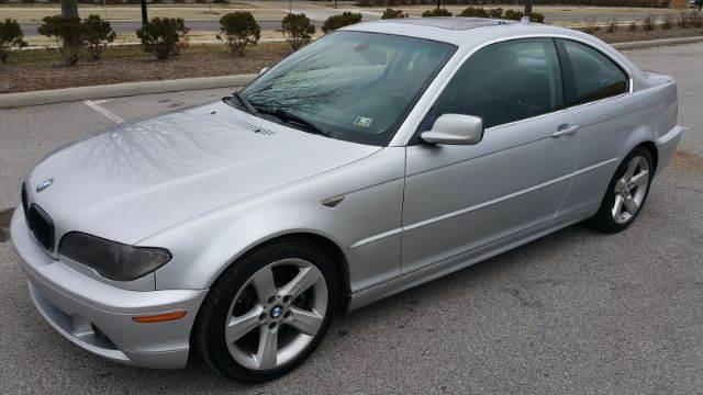 2004 Bmw 3 Series 325Ci 2dr Coupe In Akron OH - Akron Auto Center