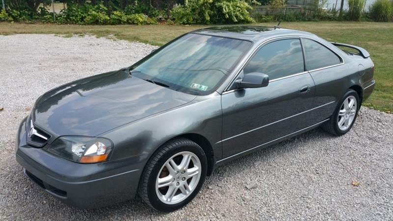 2003 acura cl 3 2 type s 2dr coupe w navigation in akron. Black Bedroom Furniture Sets. Home Design Ideas