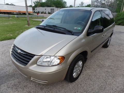 2006 Chrysler Town and Country for sale in Akron, OH
