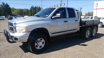 2005 Dodge Ram Pickup 3500 for sale in Akron, OH