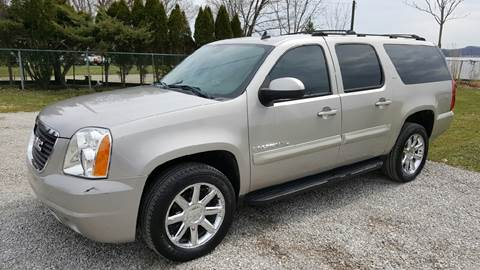 2007 GMC Yukon XL for sale in Akron, OH
