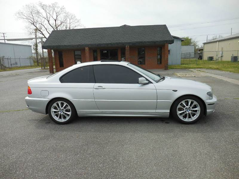 2004 Bmw 3 Series 330Ci 2dr Coupe In Kinston NC - J Moores Auto ...