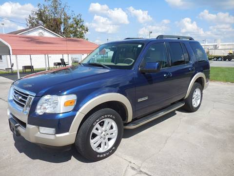 2008 Ford Explorer for sale in Kinston, NC