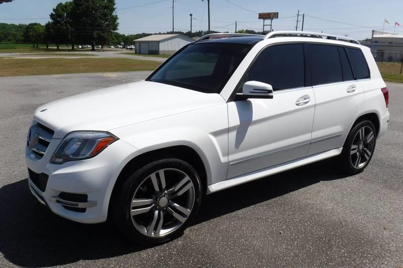 2013 Mercedes-Benz Glk GLK 350 4dr SUV In Kinston NC - J Moores Auto