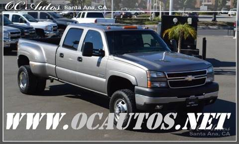 2007 Chevrolet Silverado 3500 Classic for sale in Santa Ana, CA