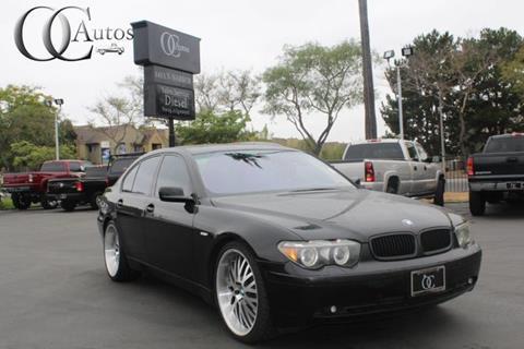 2004 BMW 7 Series for sale in Santa Ana, CA