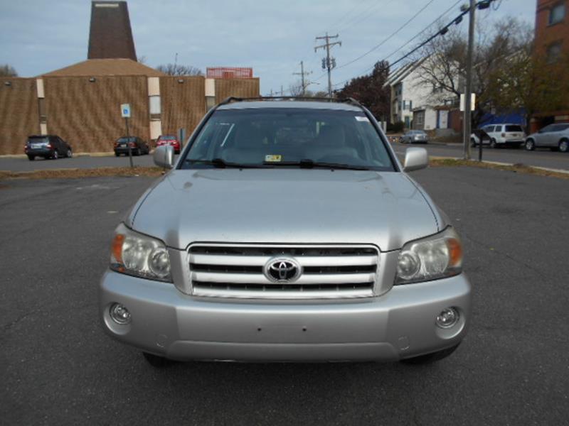 Toyota Arlington Va >> 2007 Toyota Highlander 4dr SUV I4 In Arlington VA
