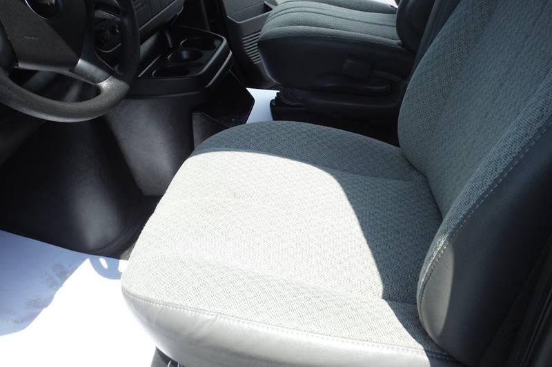 2012 Chevrolet Express Passenger LS 1500 3dr Passenger Van - Bryan OH