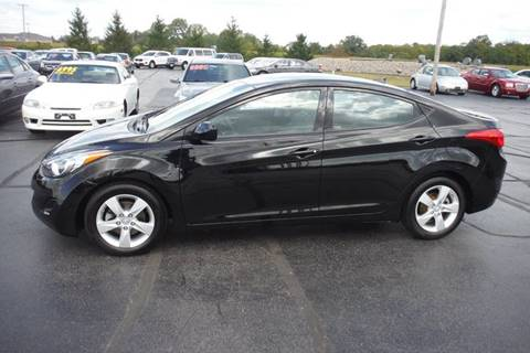 2013 Hyundai Elantra for sale in Bryan, OH