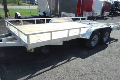 2019 Quality Steel 82X16 FT UTILITY for sale in Bryan, OH