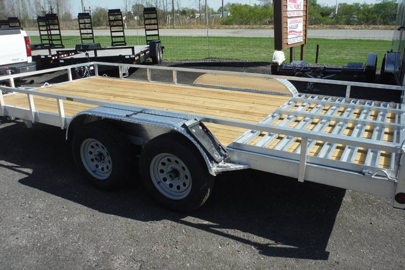 2019 Quality Steel 82X14 for sale at Bryan Auto Depot in Bryan OH
