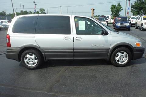 2003 Pontiac Montana for sale in Bryan, OH